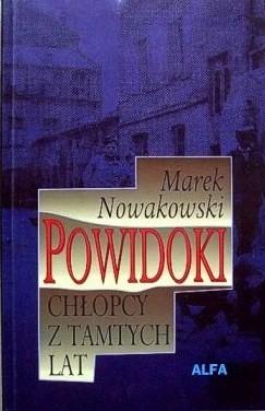Okładka książki Powidoki. Chłopcy z tamtych lat