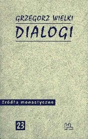 Okładka książki Dialogi