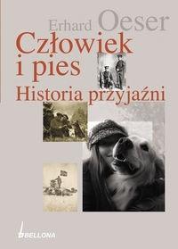 Okładka książki Człowiek i pies. Historia przyjaźni