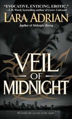 Okładka książki Veil of Midnight