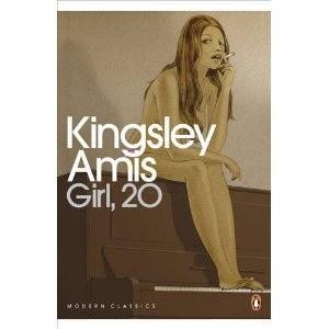 Okładka książki Girl, 20