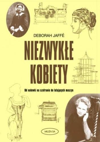 Okładka książki Niezwykłe kobiety