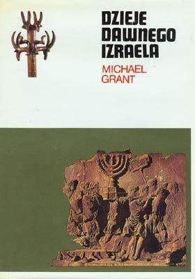 Okładka książki Dzieje dawnego Izraela