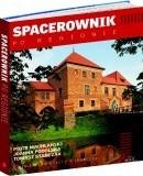 Okładka książki Spacerownik po regionie, czyli szlakiem zamków w województwie łódźkim