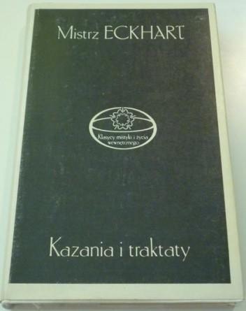 Okładka książki Kazania i traktaty