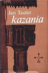 Okładka książki Kazania