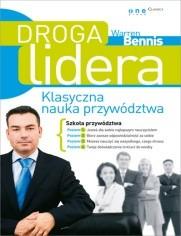 Okładka książki Droga lidera. Klasyczna nauka przywództwa