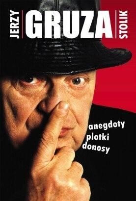 Okładka książki Stolik. Anegdoty, plotki, donosy