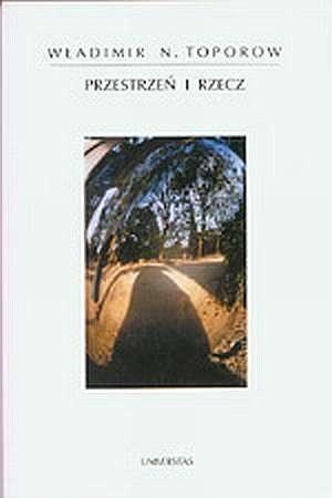 Okładka książki Przestrzeń i rzecz
