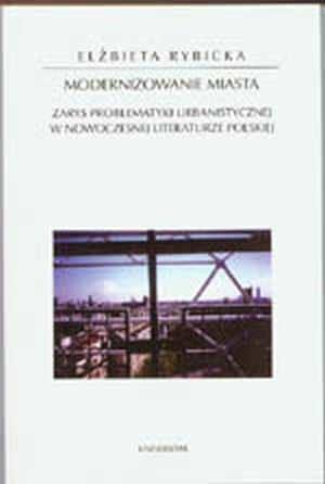 Okładka książki Modernizowanie miasta