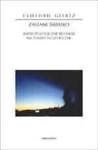 Okładka książki Zastane światło. Antropologiczne refleksje na tematy filozoficzne