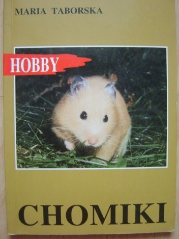 Okładka książki Chomiki