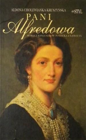 Okładka książki Pani Alfredowa