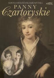 Okładka książki Panny Czartoryskie