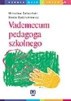 Okładka książki Vademecum pedagoga szkolnego