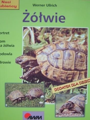 Okładka książki Żółwie