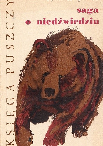 Okładka książki Saga o niedźwiedziu