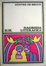 Okładka książki Nagroda literacka