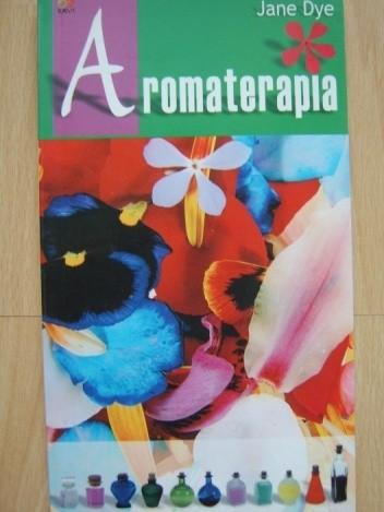 Okładka książki Aromaterapia