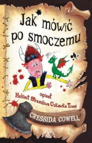 Okładka książki Jak mówić po smoczemu