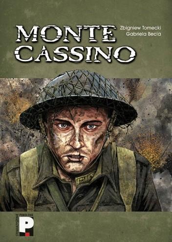 Okładka książki Monte Cassino tom 2
