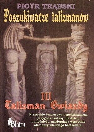 Okładka książki Talizman Gwiazdy