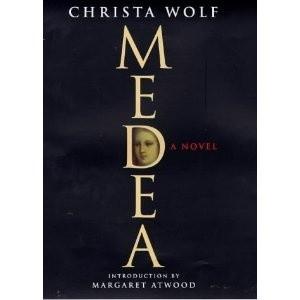 Okładka książki Medea. A modern retelling