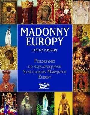 Okładka książki Madonny Europy
