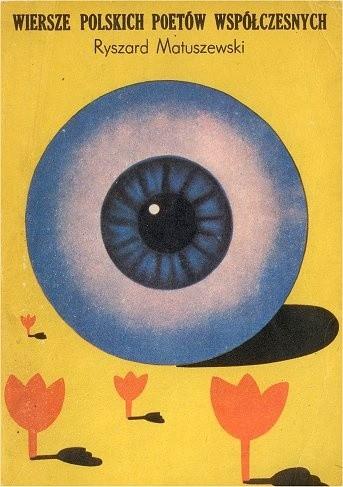 Okładka książki Wiersze polskich poetów współczesnych