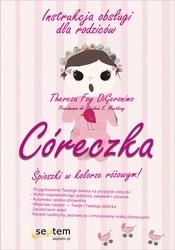 Okładka książki Córeczka. Instrukcja obsługi dla rodziców