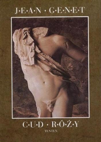 Okładka książki Cud róży