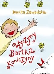 Okładka książki Wyczyny Bartka Koniczyny