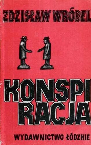 Okładka książki Konspiracja