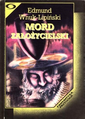 Okładka książki Mord założycielski