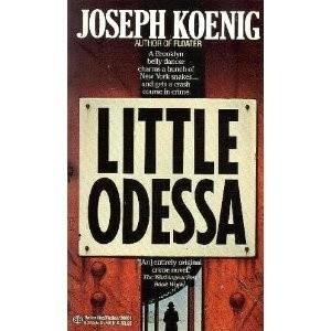 Okładka książki Little Odessa
