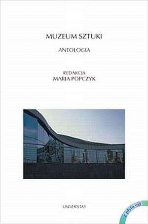 Okładka książki Muzeum sztuki. Antologia
