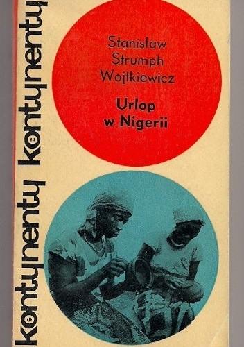 Okładka książki Urlop w Nigerii