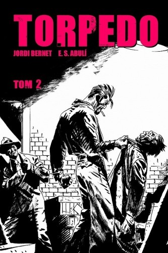 Okładka książki Torpedo t.2