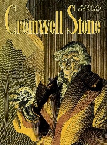 Okładka książki Cromwell Stone