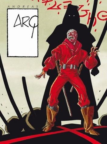 Okładka książki Arq tom 1