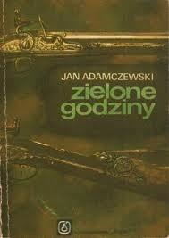 Okładka książki Zielone godziny