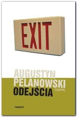 Okładka książki Odejścia