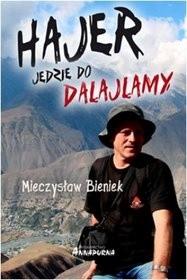 Okładka książki Hajer jedzie do Dalajlamy