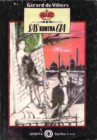 Okładka książki SAS kontra CIA