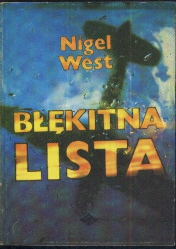 Okładka książki Błękitna lista