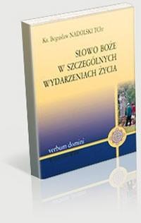 Okładka książki Słowo Boże w szczególnych wydarzeniach życia