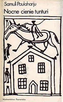 Okładka książki Nocne cienie tunturi: opowieści lapońskie