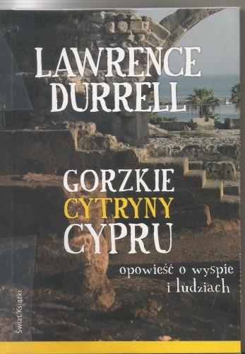 Okładka książki Gorzkie cytryny Cypru. Opowieść o wyspie i ludziach