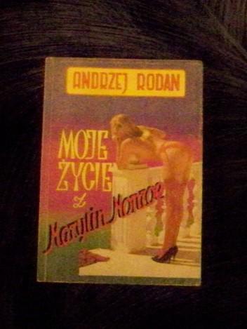 Okładka książki Moje życie z Marylin Monroe
