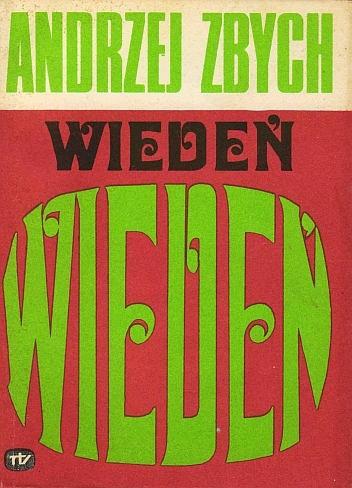 Okładka książki Wiedeń